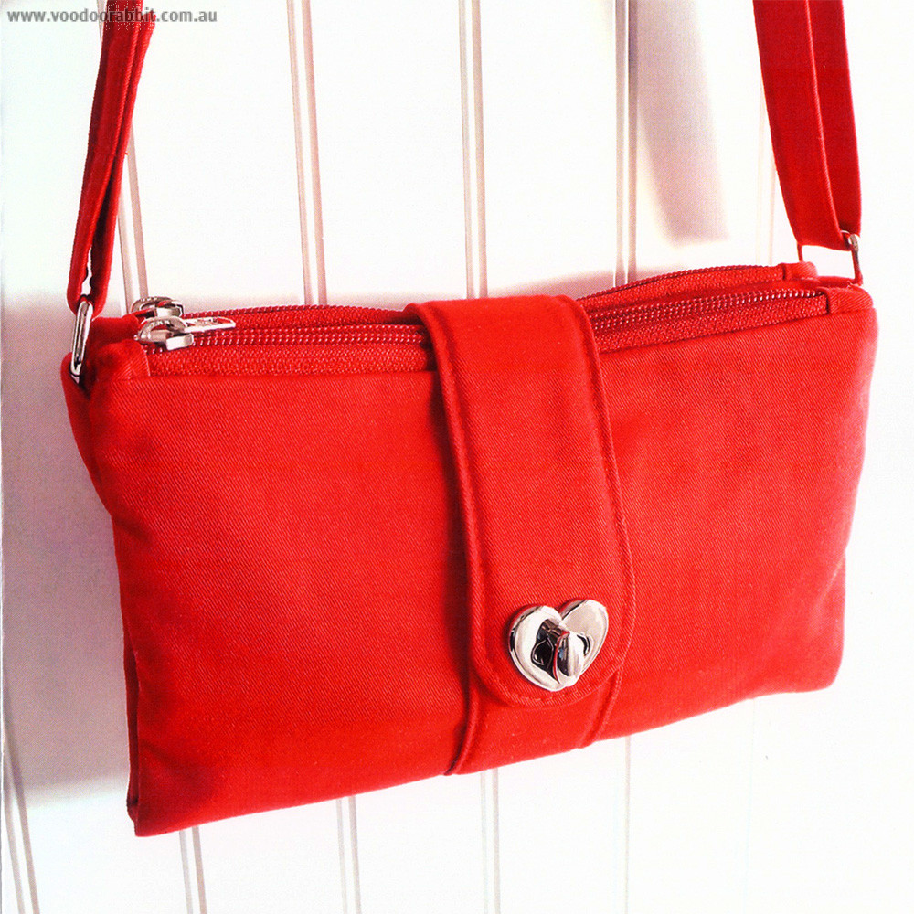 Emmaline Bags The Butterfly Sling Purse Sewing Pattern
