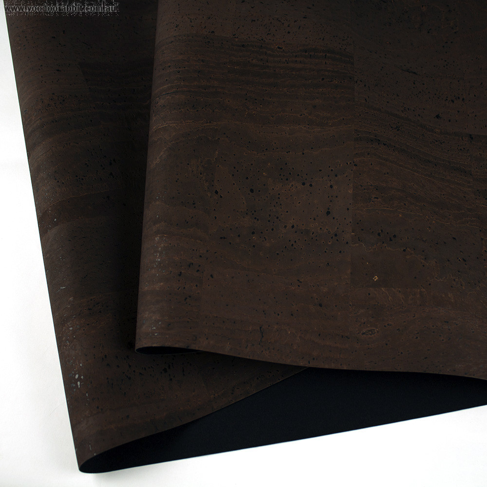 "Portuguese Surface Cork Brown - Sizing from 70cm x 50cm (27-1/2"" x 19-1/2"")"