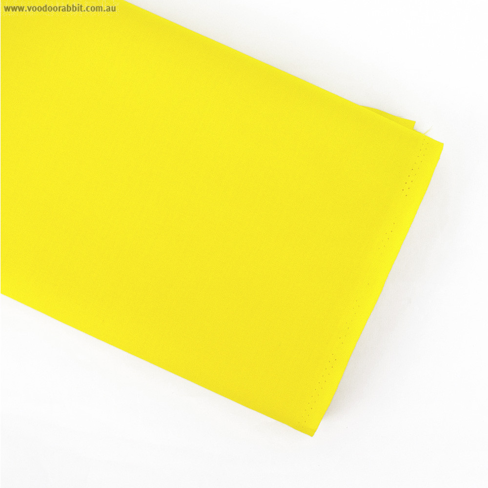 ColorWorks Premium Solid Canary (540) by Northcott