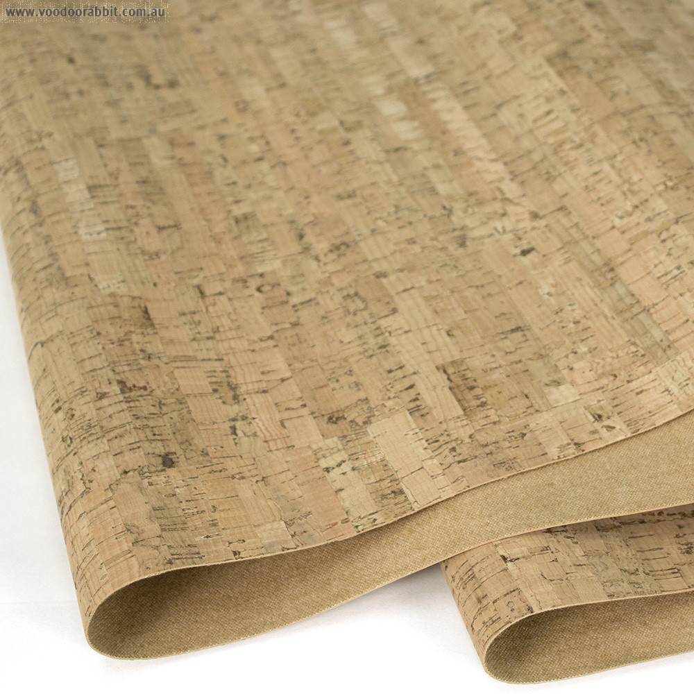 natural cork fabric alternative cool funky online fabric