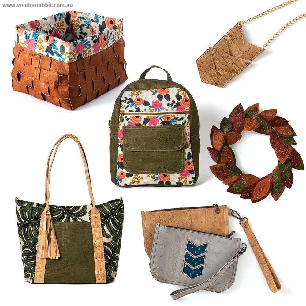Purses Bags /& More Irresistible Stylish Accessories Sewing Craft Pattern Book