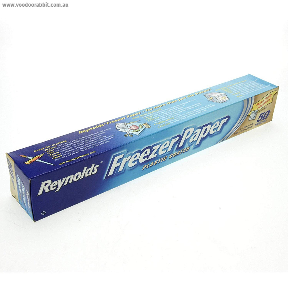 "Reynolds Freezer Paper 381mm (15"") wide"