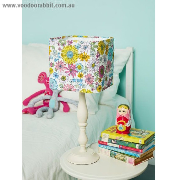 ROUNDED SQUARE Shaped Professional Lampshade Making Kit 30cm (base not included) - MORE DUE APRIL/MAY