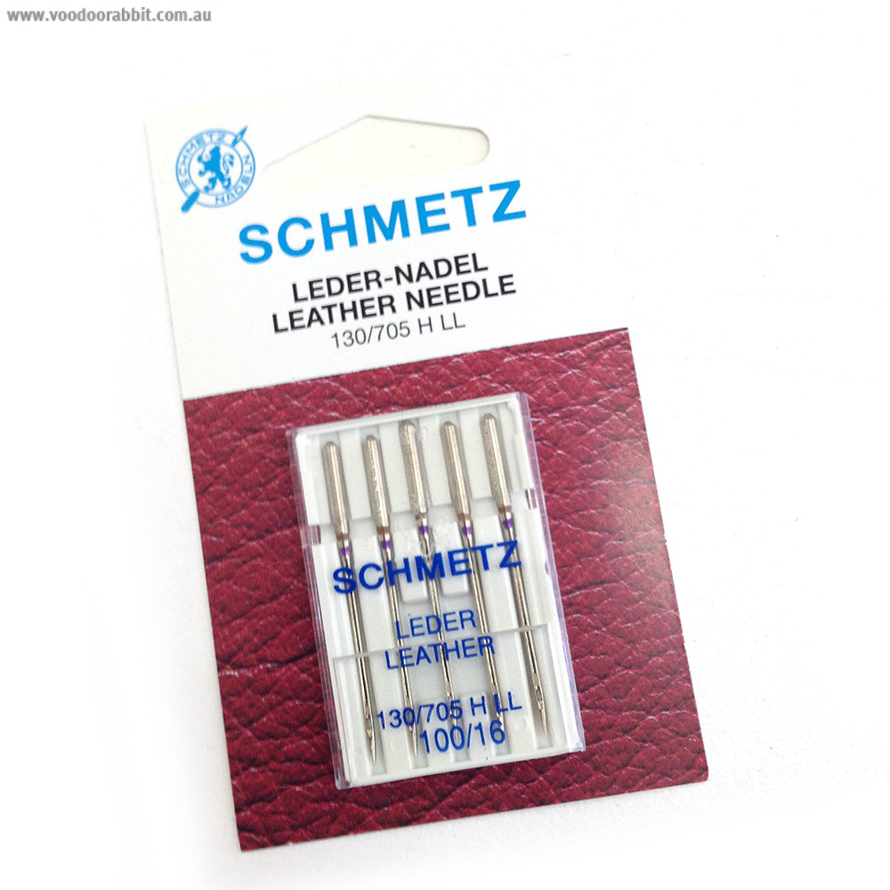 Schmetz Leather Sewing Machine Needle 100/16