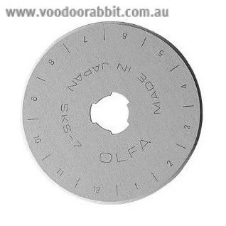 45mm Olfa Rotary Cutter Replacement Blade