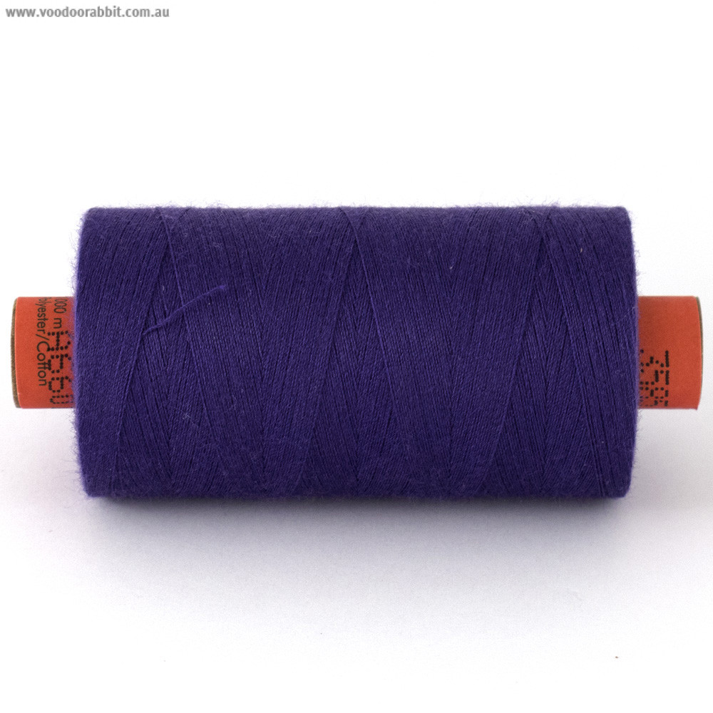 Rasant 120 Sewing Thread Colour 3585 (3100) Purple - 1000m