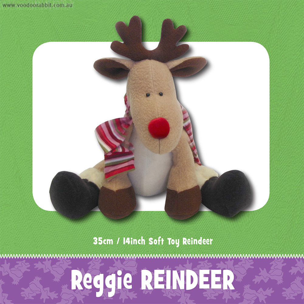 Funky friends factory reggie reindeer soft toy sewing pattern funky friends factory reggie reindeer soft toy sewing pattern alternative cool funky online fabric shop bag hardware sewing patterns brisbane australia jeuxipadfo Images