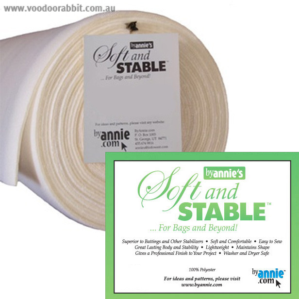 Byannie S Soft And Stable Foam Stabiliser 58 Quot 147cm Wide