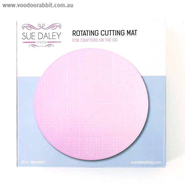 "Sue Daley 10"" Rotating Cutting Mat"