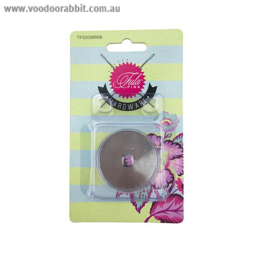 Tula Pink Hardware 45mm Rotary Cutter Blades 5 Pk