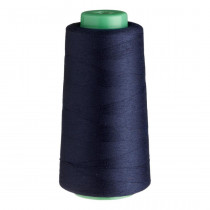 Birch Creative Overlocking Thread 2500m Navy