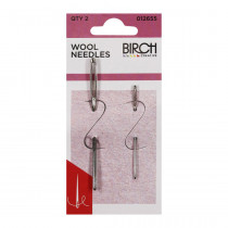 Birch Creative Wool Needles 2pk