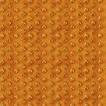 Literary Kitties Foulard Gold by Quilting Treasures
