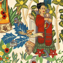 Frida's Garden (LIGHT WEIGHT) Tea by Alexander Henry