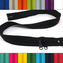 "Voodoo Bag Hardware YKK (Size #5) Double-Slide Handbag Zipper 80cm (31"")"