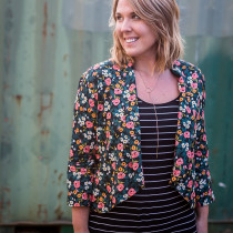 The Bespoke Blazer Sewing Pattern by Sew To Grow