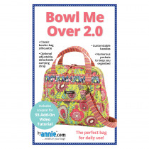 Bowl Me Over 2.0 Bag Sewing Pattern byAnnie