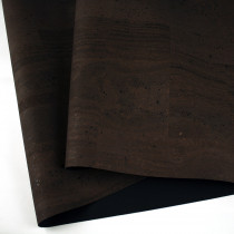 "PRE-ORDER Portuguese Surface Cork Brown - Sizing from 70cm x 50cm (27-1/2"" x 19-1/2"")"