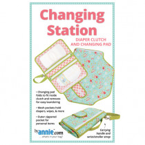 Changing Station Sewing Pattern byAnnie