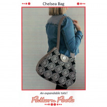 Pattern Poole Chelsea Bag Sewing Pattern