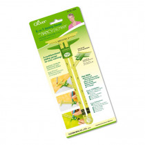Clover 5-in-1 Seam Gauge Imperial by Nancy Zieman