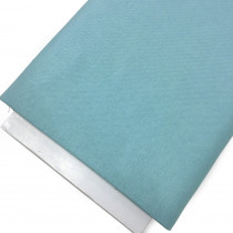Cotton Canvas 148cm wide Duck Egg Blue