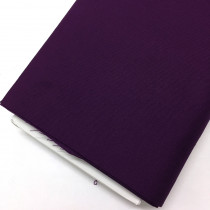 Cotton Canvas 148cm wide Aubergine Purple