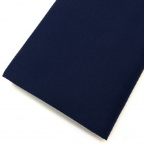 Cotton Canvas 148cm wide Navy Blue
