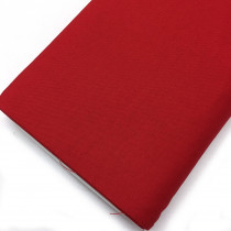 Cotton Canvas 148cm wide Red