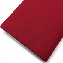 Cotton Canvas 148cm wide Wine Red