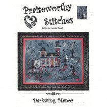 Darkwing Manor Cross Stitch Chart by Praiseworthy Sticthes