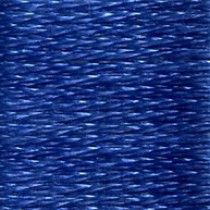 DMC Satin S798 Cornflower Blue Embroidery Floss