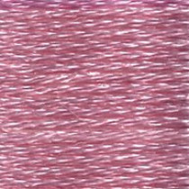 DMC Satin S818 Powder Pink Embroidery Floss