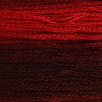 DMC Stranded Embroidery Floss 115 Variegated Garnet