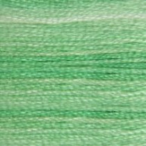 DMC Stranded Embroidery Floss 125 Variegated Seafoam Green