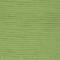DMC Stranded Embroidery Floss 3364 Pine Green