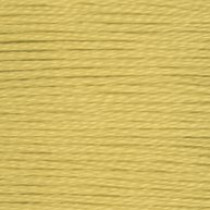 DMC Stranded Embroidery Floss 370 MD Mustard