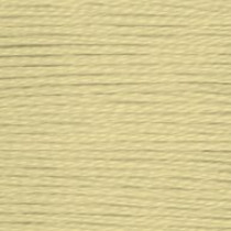 DMC Stranded Embroidery Floss 372 LT Mustard
