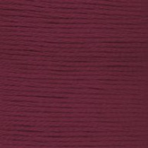 DMC Stranded Embroidery Floss 3802 V DK Antique Mauve