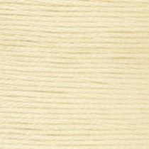 DMC Stranded Embroidery Floss 3823 Ultra Pale Yellow