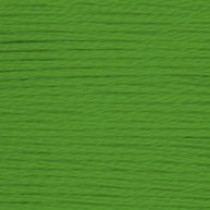 DMC Stranded Embroidery Floss 702 Kelly Green