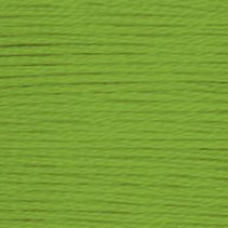 DMC Stranded Embroidery Floss 703 Chartreuse