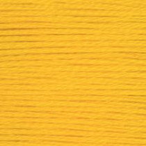 DMC Stranded Embroidery Floss 743 MD Yellow