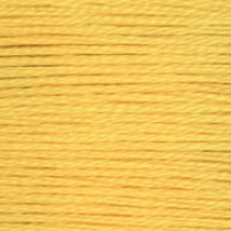 DMC Stranded Embroidery Floss 744 Pale Yellow