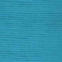 DMC Stranded Embroidery Floss 807 Peacock Blue