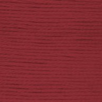 DMC Stranded Embroidery Floss 815 MD Garnet