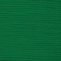 DMC Stranded Embroidery Floss 910 DK Emerald Green