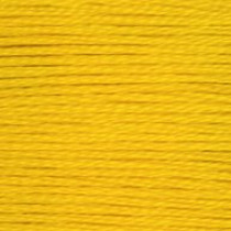 DMC Stranded Embroidery Floss 973  Bright Canary