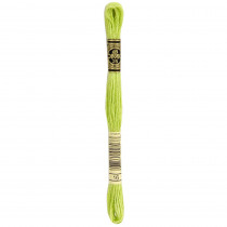 DMC Stranded Embroidery Floss 16 Green Glow