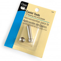 "D104T Dritz Hand Tool for 5/32"" (4mm) Eyelets"